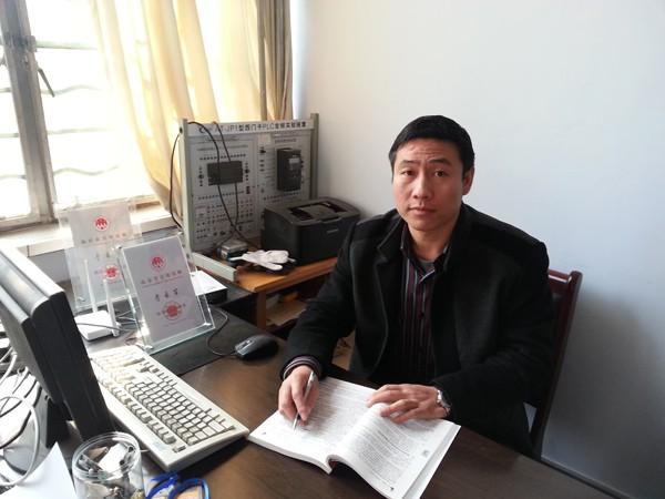 临沂市电工协会会长 李长军